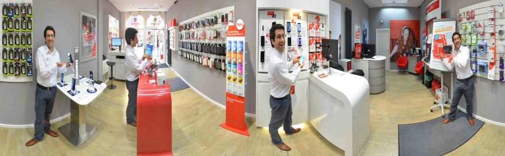Vodafone Shop Kevelaer